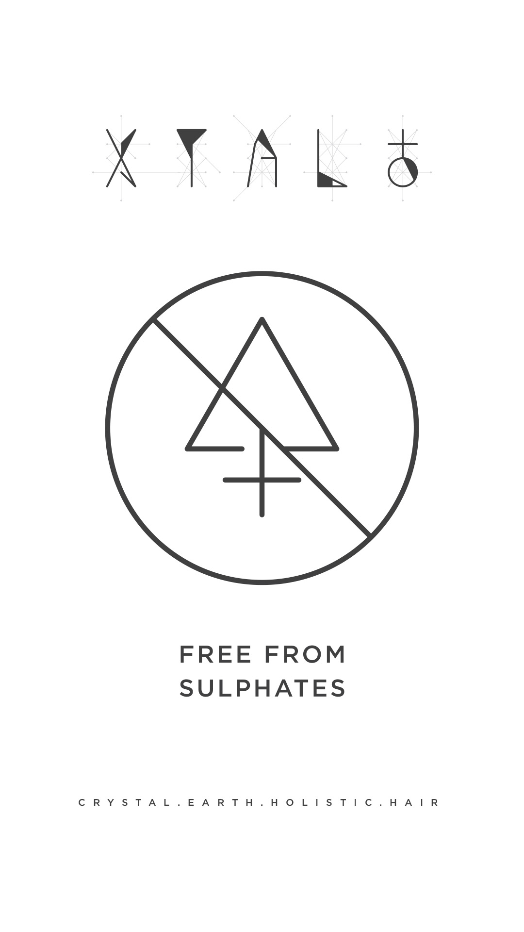 Why sulphates are bad for your hair + the environment